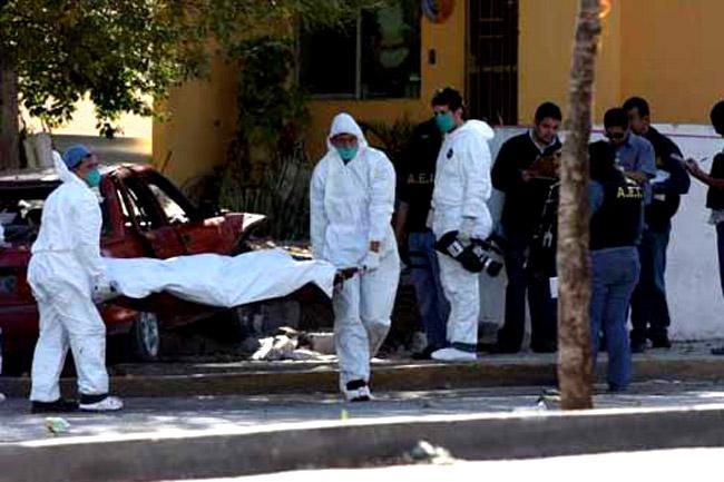 Homicidios son tercera causa de muerte de hombres de 15 a 44 años en el mundo