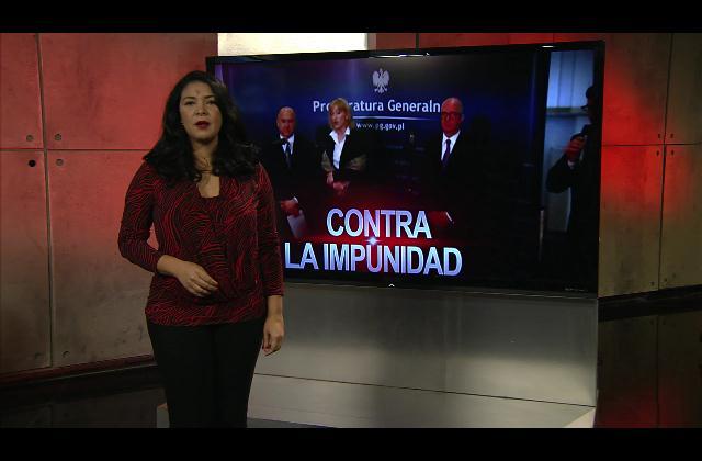 Patricia Solano: Contra la impunidad