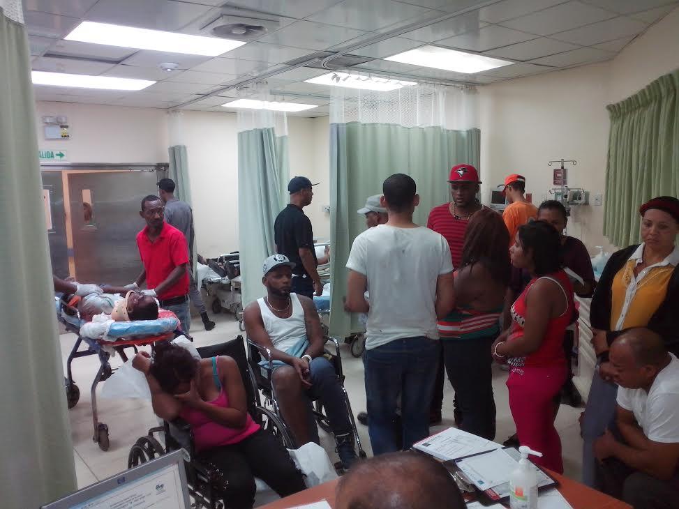 Más de 2000 casos fueron atendidos en emergencias de hospitales públicos durante feriado