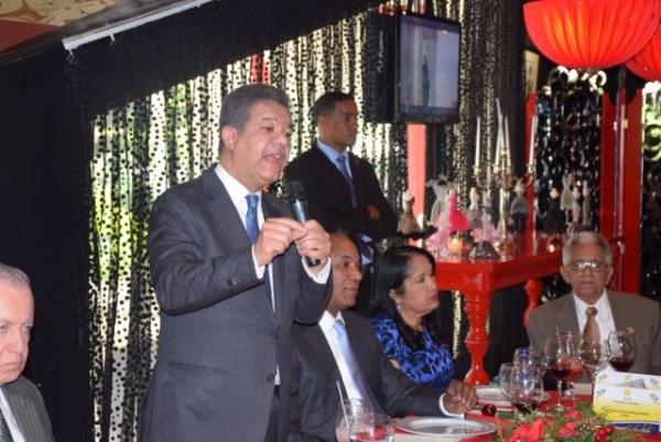 Leonel Fernández exhorta al Bloque Progresista trabajar para relanzar RD en 2044