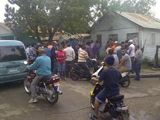 Matan comerciante en Villa González; se presume fue para atracarlo
