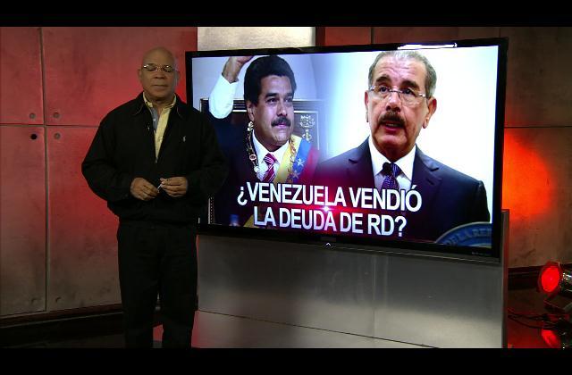 Marino Zapete: ¿Venezuela vendió la deuda de RD?