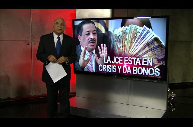 Marino Zapete: La JCE está en crisis y da bonos