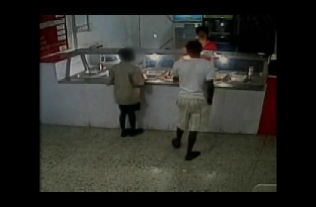 Atrapan a niños de 9 y 12 años atracando a punta de pistola en La Romana