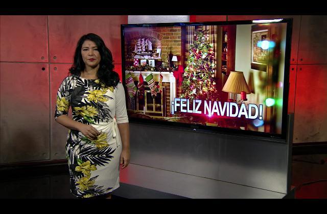 Patricia Solano: ¡Feliz Navidad!