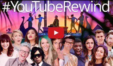 YouTube anuncia los 10 videos más populares en 2014