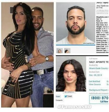 Arrestan a modelo dominicana por fraude bancario en Miami