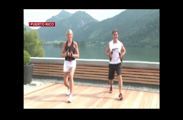 Diseñan nueva modalidad de ejercicios para revertir el sedentarismo