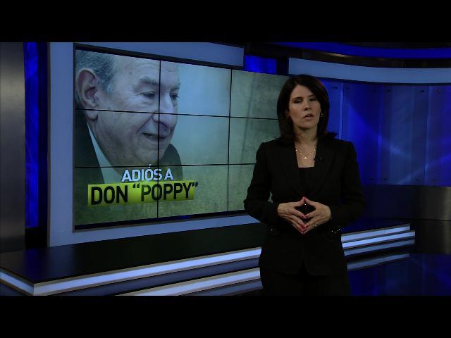 Adiós a Don Poppy