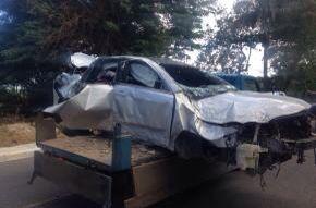 Accidente deja un muerto y dos heridos en Dajabón