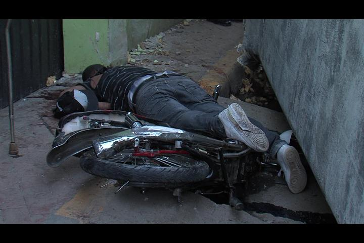 Amet muere arrollado por una patana, tras chofer perder el control