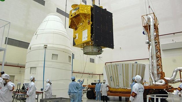 China y Brasil lanzan el satélite conjunto CBERS4 tras fracasar el anterior