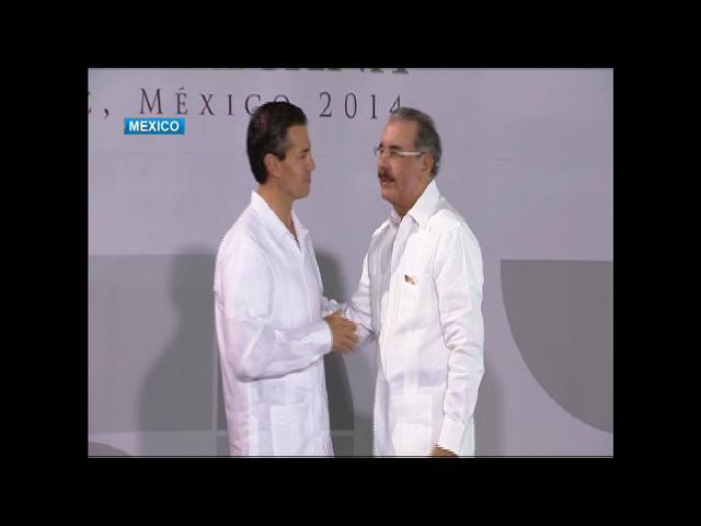 Inicia Cumbre Iberoamericana de jefes de Estado y de Gobierno en México