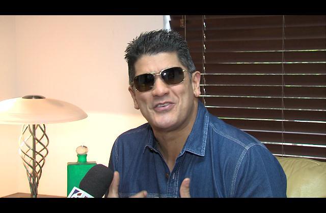 Eddy Herrera feliz con sus logros alcanzados en el 2014