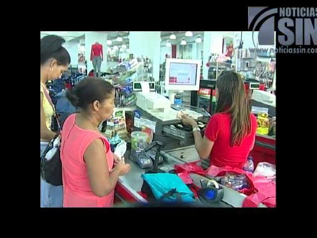 Comerciantes califican de tímida la presencia de compradores tras entrega de sueldo 13