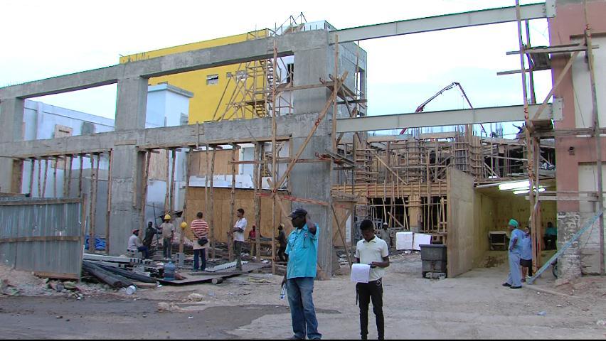 Dos de los principales hospitales de Santo Domingo con emergencias cerradas