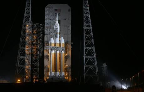 La NASA retrasa lanzamiento de cápsula Orion previsto para este jueves