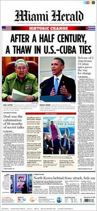 Prensa de Miami habla de