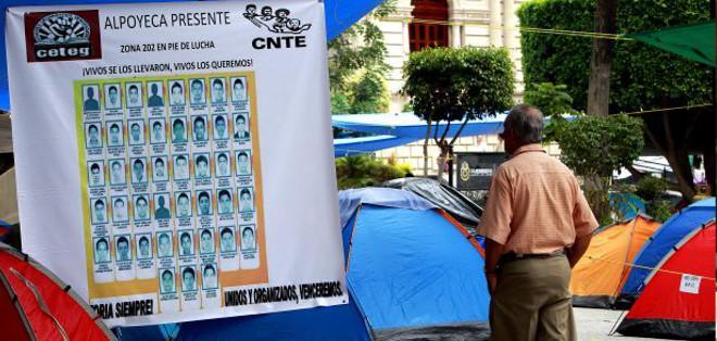 Desaparecidos en México marca Día de DD.HH. en América Latina