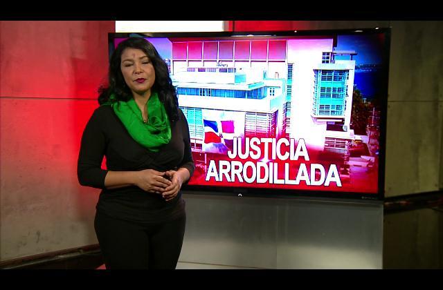 Patricia Solano: Justicia arrodillada