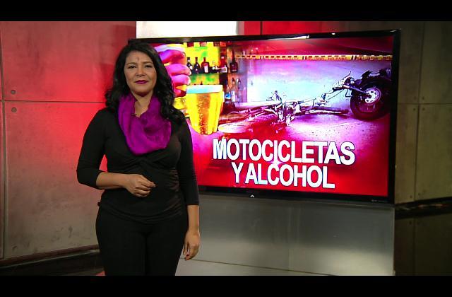 Patricia Solano: Motocicletas y alcohol