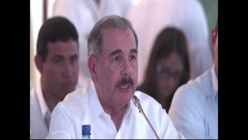 Presidente Medina califica de excelente inicio de diálogo entre EE.UU y Cuba