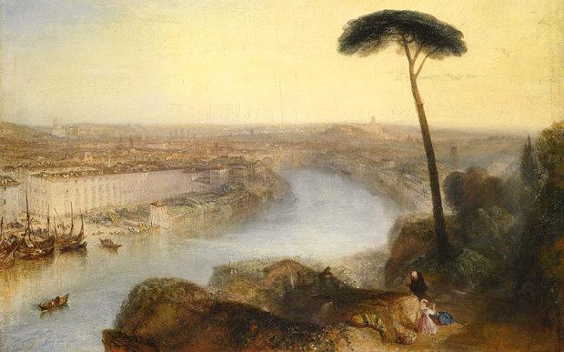 Paisaje romano de Turner se vende por el récord de US$47 millones