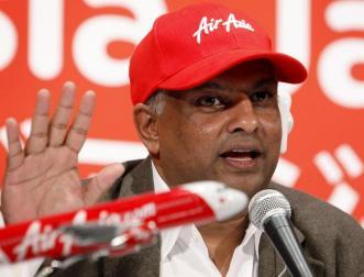 El jefe de AirAsia dice que no se ha encontrado el cuerpo principal del avión