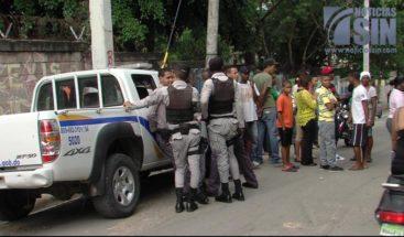 Teniente pensionado asesina a su expareja en Los Alcarrizos