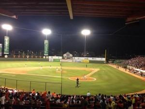 Canadá inicia con éxito la defensa del título en béisbol ante R. Dominicana