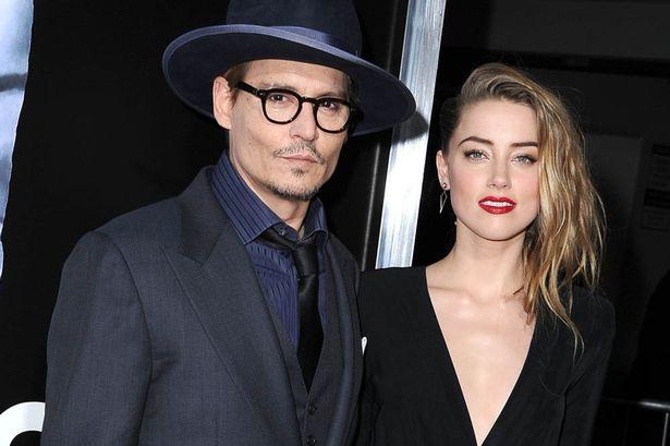 El actor Johnny Depp y su esposa Amber Heard llegan a un acuerdo de divorcio
