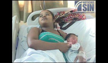 Primer niño de 2015 nació en la maternidad Nuestra señora de La Altagracia