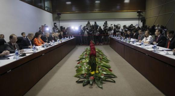 EE.UU. anuncia cuarta ronda de negociaciones con Cuba