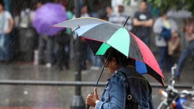Lluvias débiles en varias regiones, según ONAMET