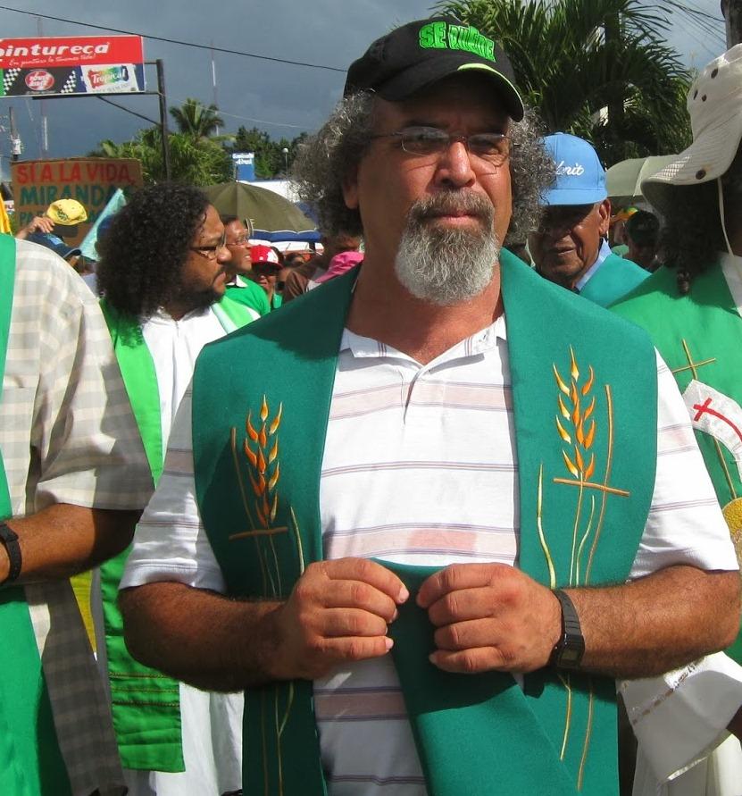 Padre Rogelio Cruz anuncia segunda Feria de las Tayotas en Jarabacoa