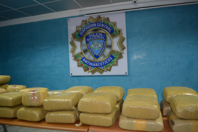 Más de 400 libras de marihuana fueron decomisadas en septiembre durante operativos