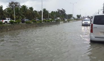 Erika podría aportar entre 50 y 100 milímetros acumulados de lluvias a RD