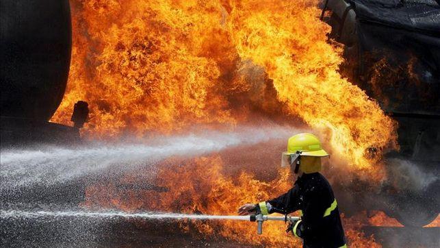 Hospitalizados 92 niños tras un incendio en una guardería del sur de China