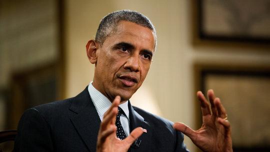 Obama: EEUU quiere un acuerdo climático ambicioso