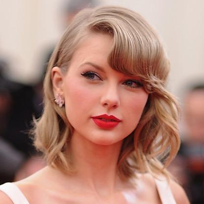 Taylor Swift: la más popular de Instagram