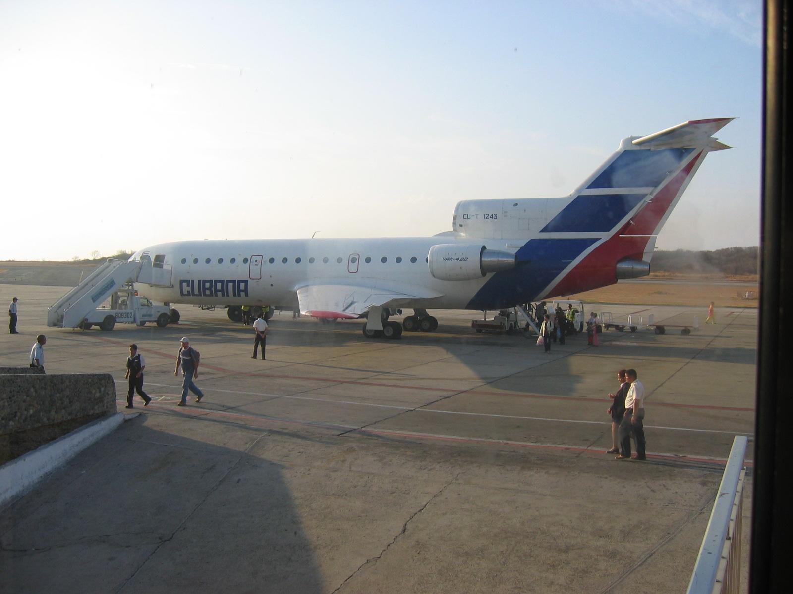 Cuba y EE.UU. retoman vuelo directo entre La Habana y Nueva York