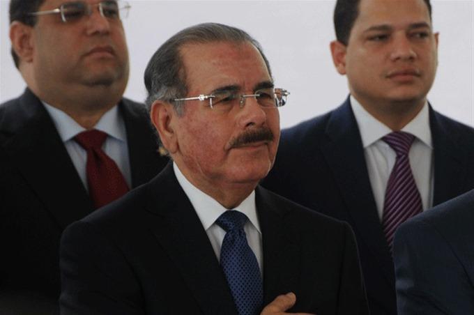 Danilo Medina revela Martelly solicitó un encuentro