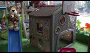 ¿Cómo habilitar un área de recreo en casa para nuestros niños?