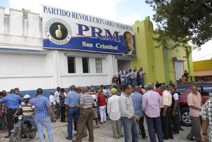 PRM consultará al pueblo para el programa de gobierno, dice Jesús Vásquez