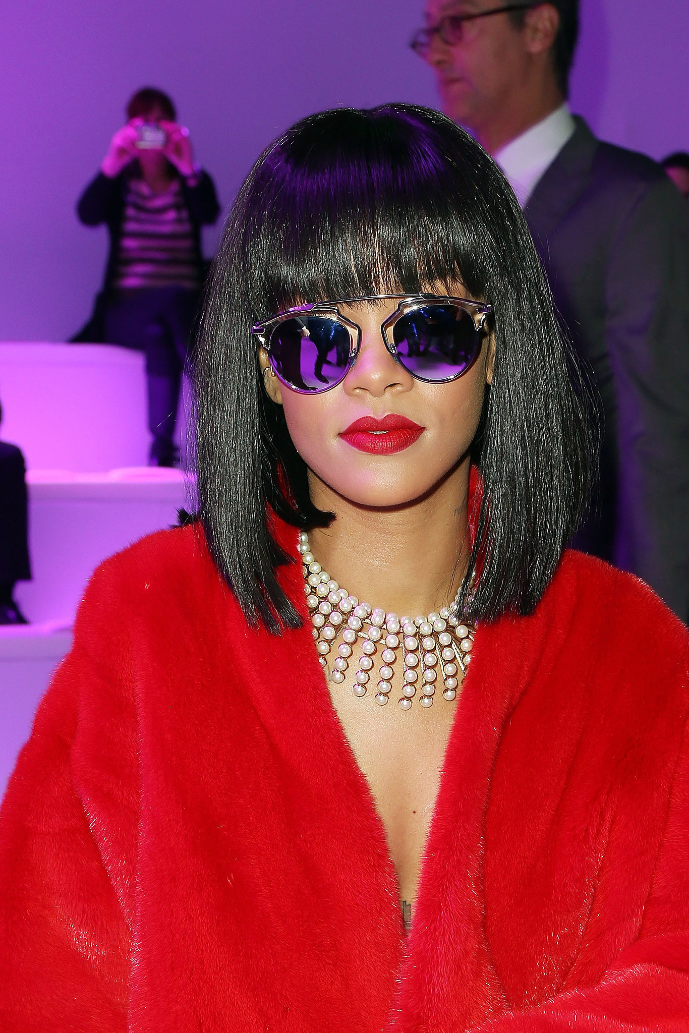 Rihanna concluye por todo lo alto la jornada más juvenil y pop del Rock in Río