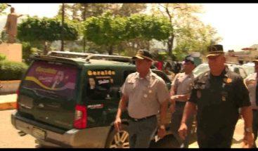 Jefe PN acude a Cotuí para continuar investigaciones sobre asesinato de viceministro