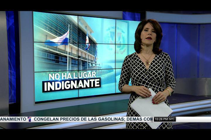 Perspectiva de Alicia Ortega: No ha lugar indignante