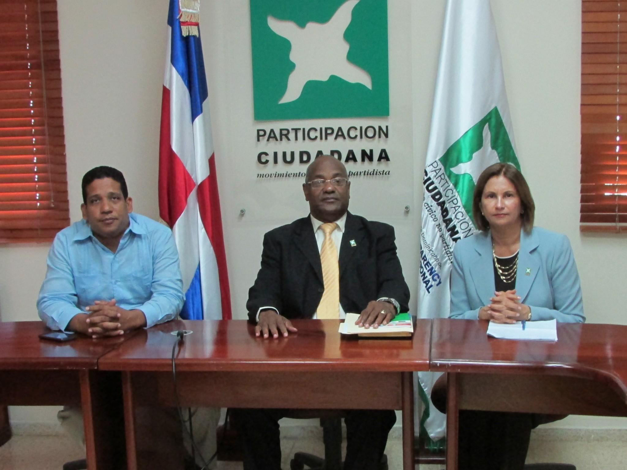 Participación Ciudadana apoya llamado del CONEP