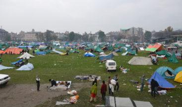 El tiempo solo aumenta el dolor casi un mes después del terremoto en Nepal