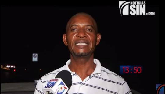 Tus 15 segundos: ¿Qué le diría a policías por forma en que dispersaron protesta en Haina?